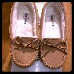 Size 7 Moccasins - Great for Winter!